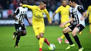 Marco Verratti Angers PSG