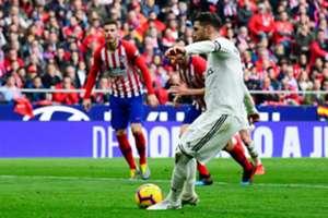 Ramos Atletico Real Madrid LaLiga