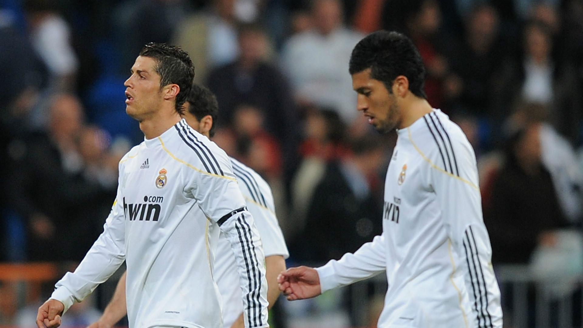 Ronaldo Garay Real Madrid