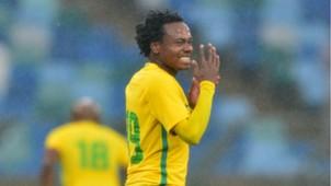 Percy Tau Bafana Bafana