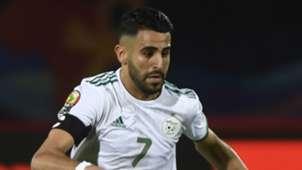 Riyad Mahrez Algeria 2019