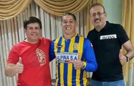 Caballero DT (Paraguay) 20-10-18