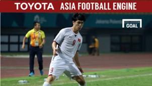 Công Phượng Olympic Việt Nam ASIAD 2018