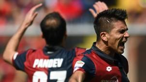 Genoa Chievo Pandev Simeone