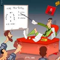 Kepa Cartoon