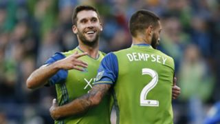 Will Bruin Clint Dempsey Seattle Sounders