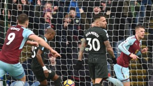 Manchester City Burnley Premier League 02032018