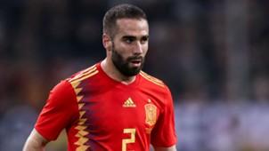 Dani Carvajal Spain