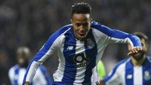Eder Militao FC Porto Schalke Champions League 2018
