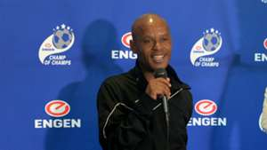 Former Kaizer Chiefs and Orlando Pirates midfielder Jabu Mahlangu