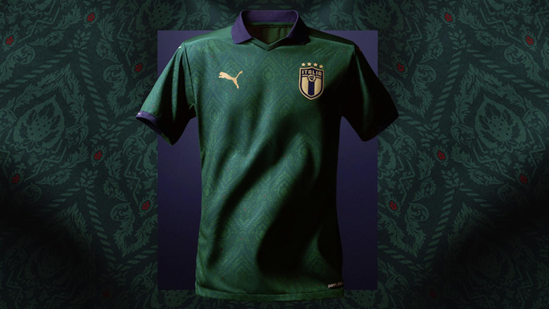 Italy Maglia Verde