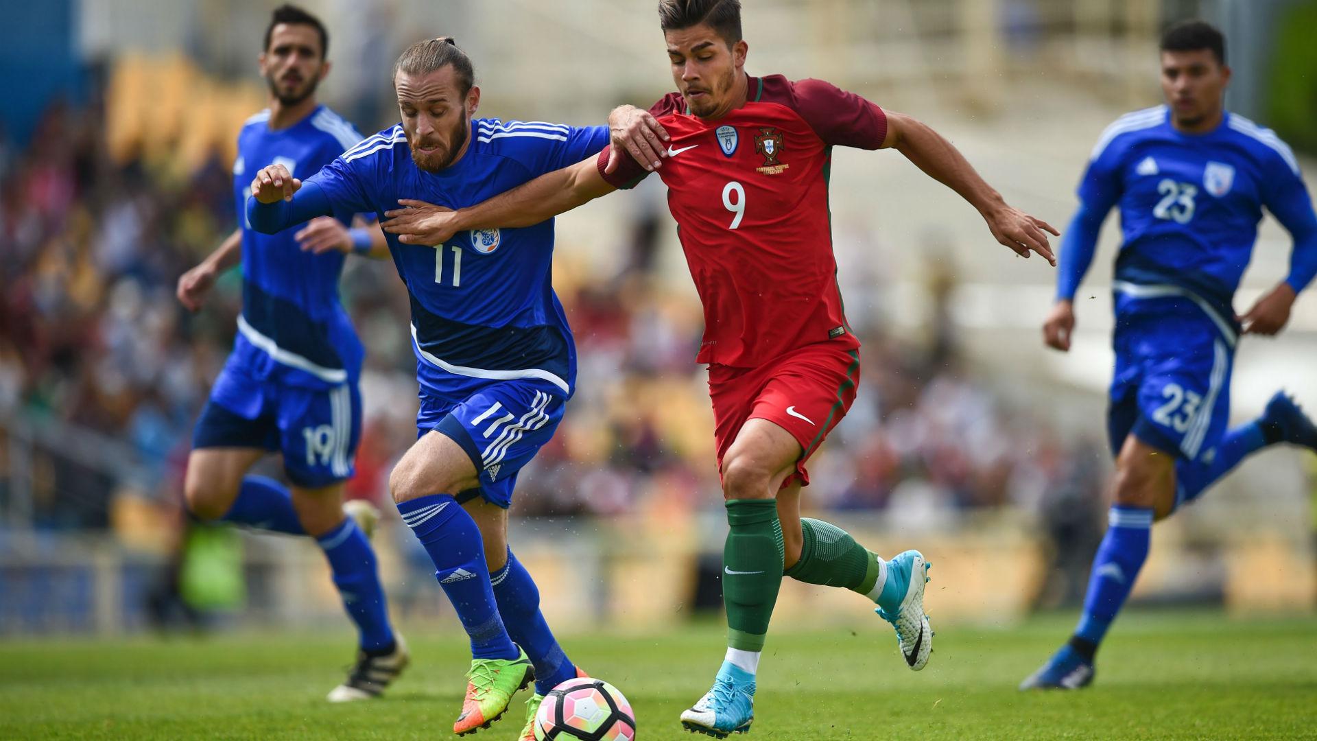 Andre Silva Portugal