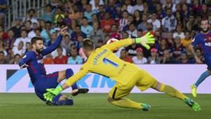 Gerard Pique Barcelona 13082017