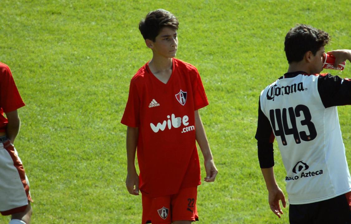 Los Hijos De Las Leyendas De La Liga Mx Goal Com