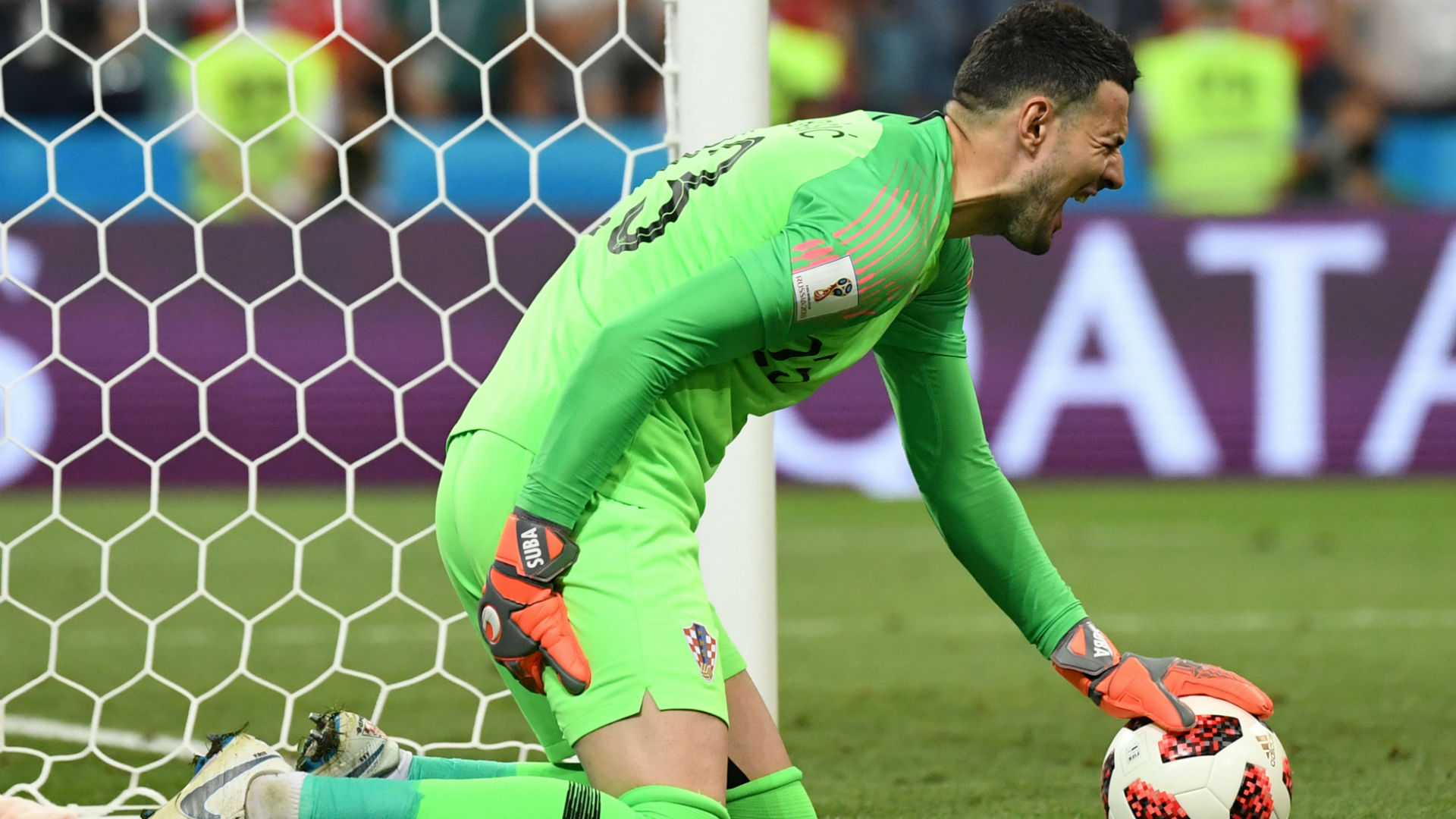 russia croatia - danijel subasic - world cup - 07072018