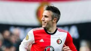 Robin van Persie, Feyenoord - Heracles, Eredivisie 02182018