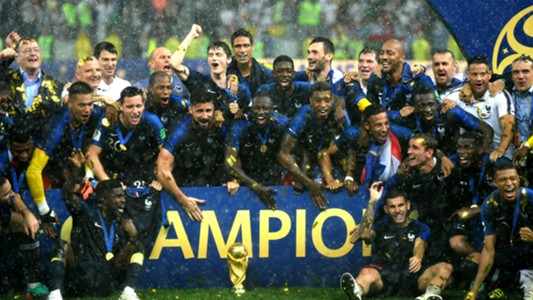 France World Cup 2018 Final