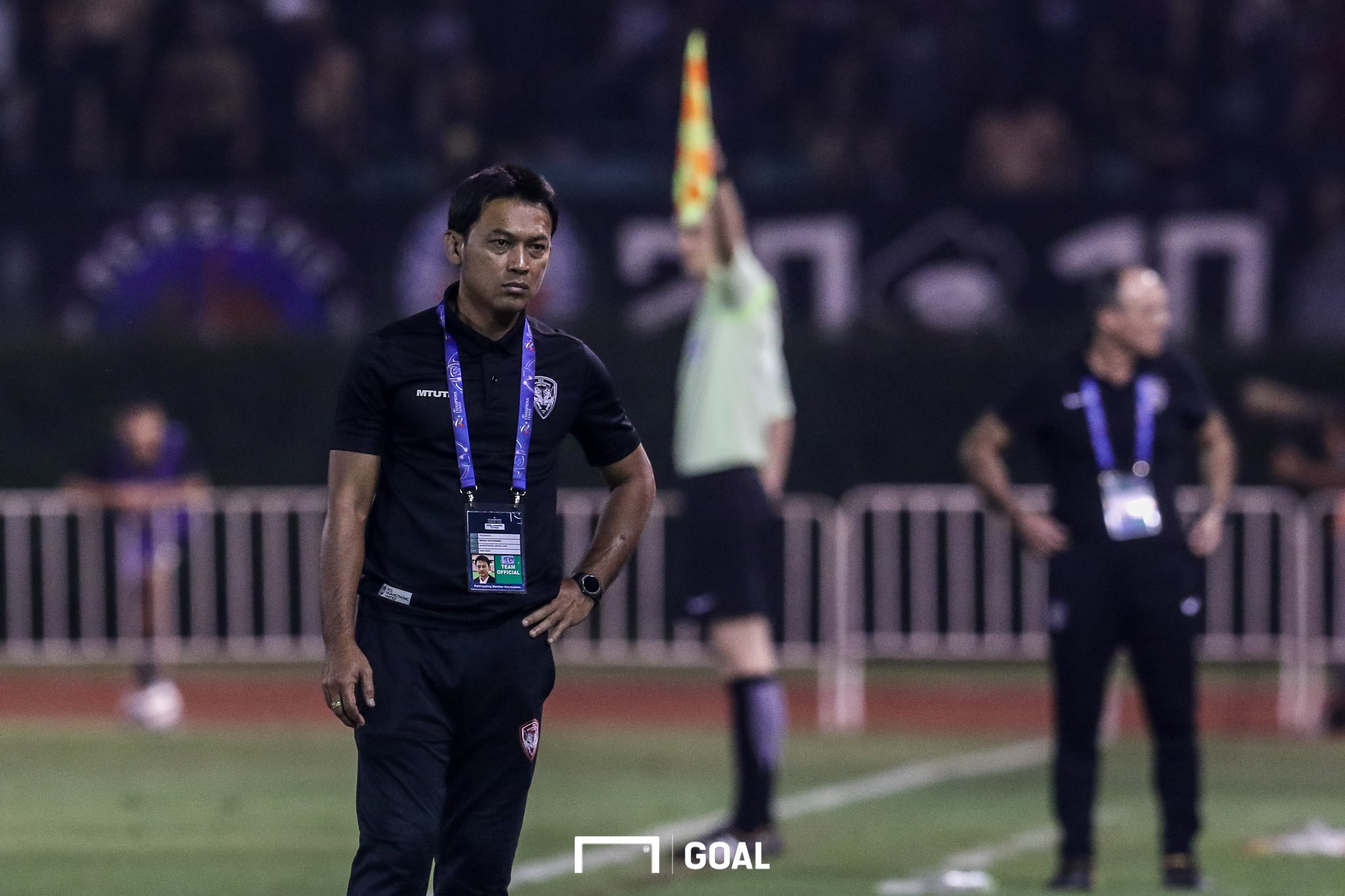 Morais concede that Muangthong were the better team