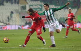 Bursaspor Antalyaspor