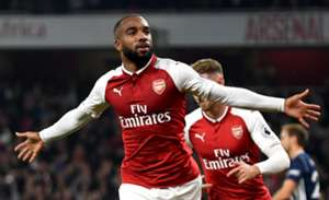 Lacazette Arsenal West Brom