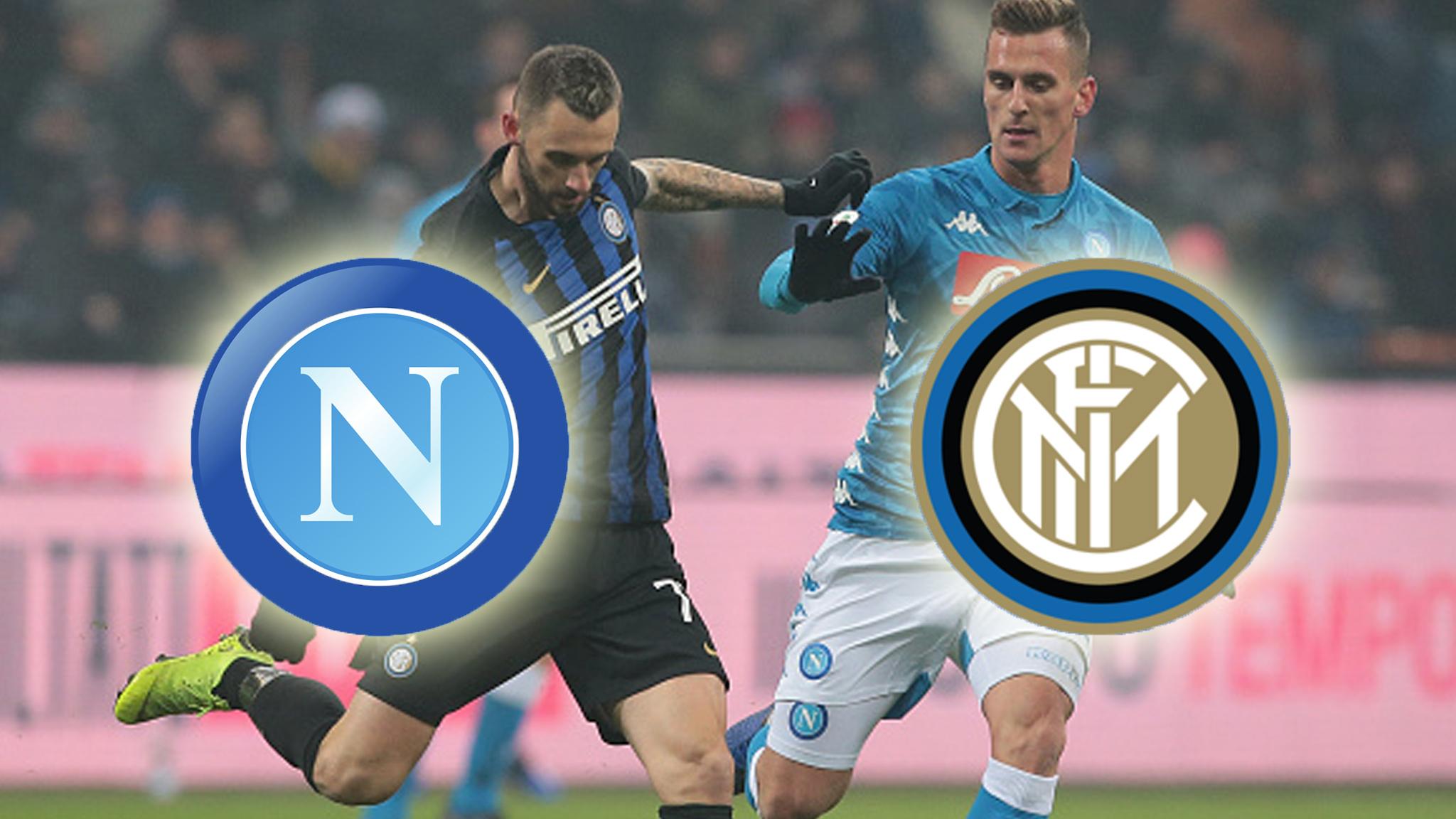 SSC Neapel Vs Inter Mailand Heute Im TV Und LIVE STREAM