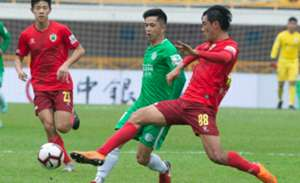 Hong Kong Premier league, Tai Po 3:0 won over Hoi King.