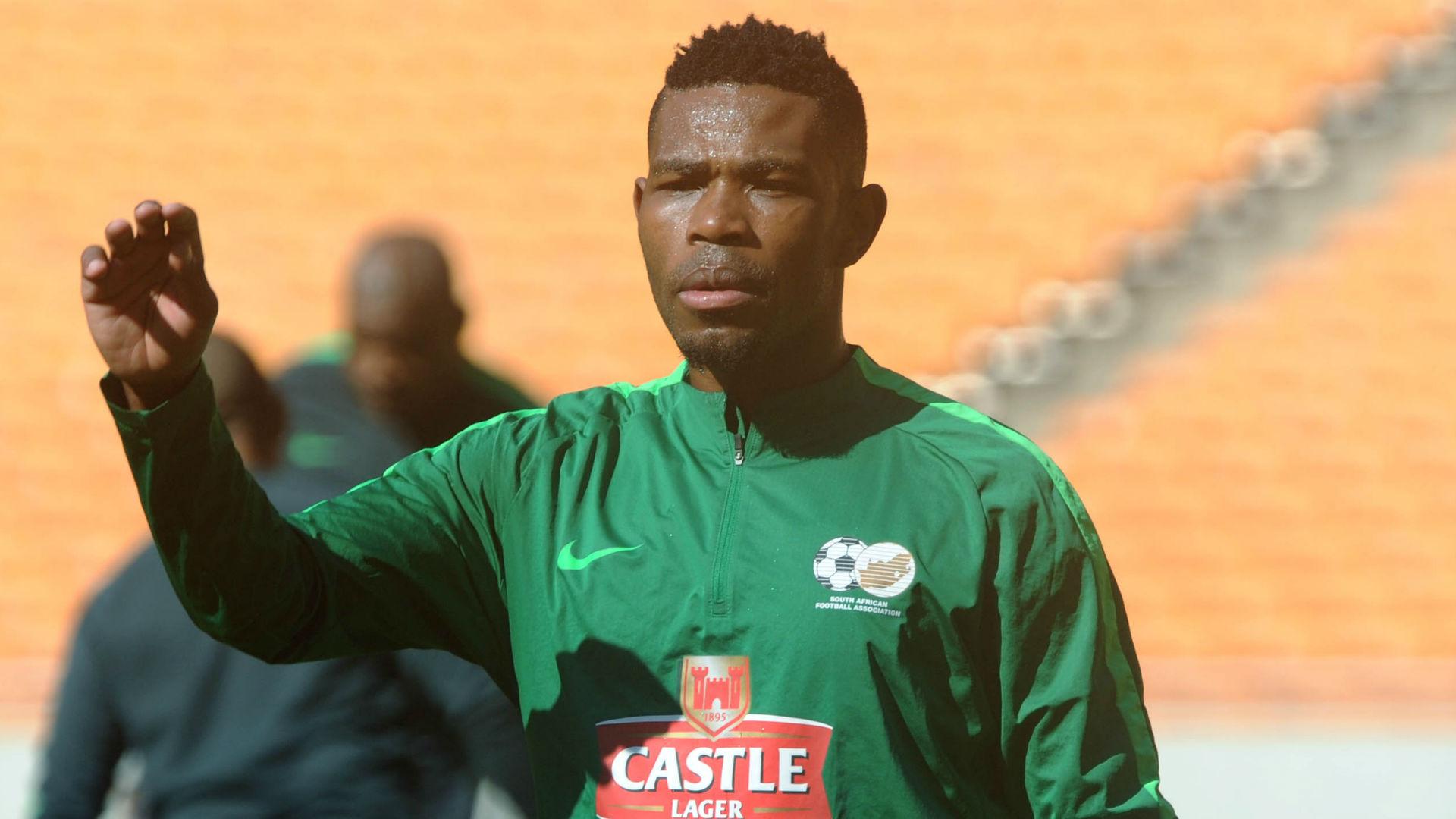 Bafana Bafana, Thulani Hlatshwayo