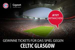 GewinnSpiel Celtic Glasgow