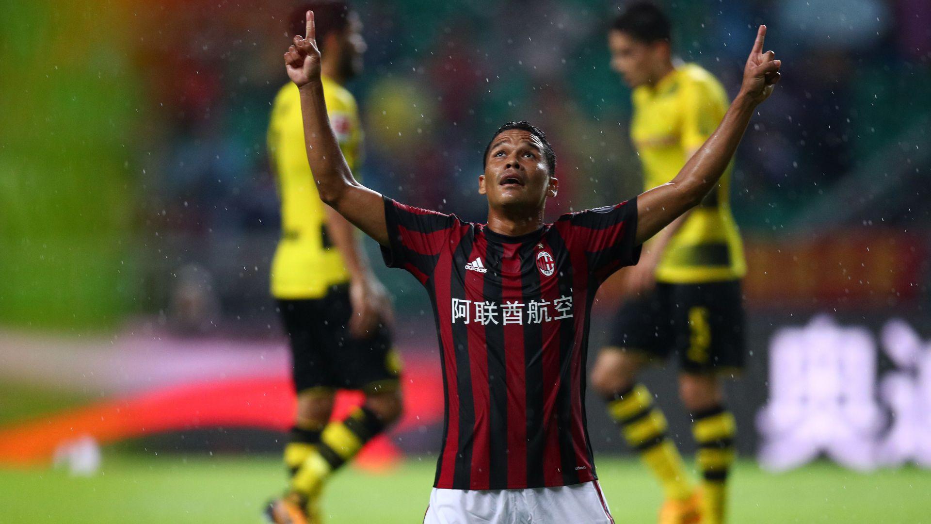 Carlos Bacca Milan-Borussia Dortmund