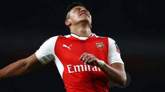 Alexis Sanchez Arsenal