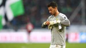Roman Bürki Burki Borussia Dortmund 28102017