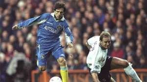 Gianfranco Zola Chelsea John Scales Tottenham 1997