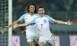 England U17 vs Spain U17