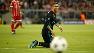 Cristiano Ronaldo Bayern Real Madrid Champions League 25 04 2018