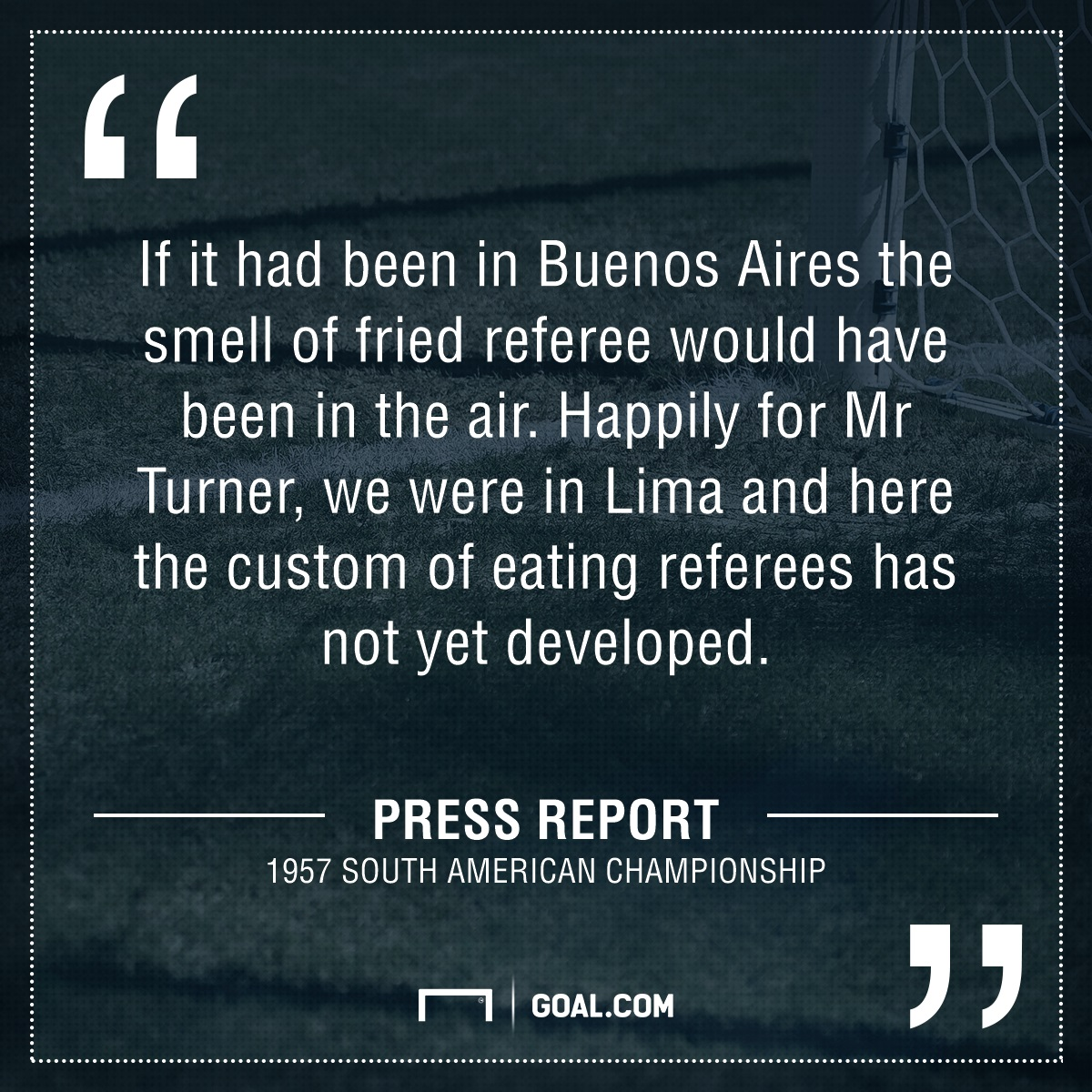 Robert Turner referee