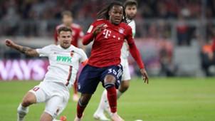 Renato Sanches Bayern 25092018