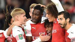 Danny Welbeck Arsenal 26092018