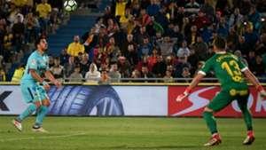 Suarez Chichizola Las Palmas Barcelona LaLiga