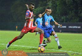 Thanabalan Nadarajah, Felcra, Faizal Aziz, Sime Darby, FAM Cup, 02102017