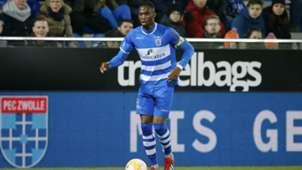 Kingsley Ehizibue PEC Zwolle 11242018