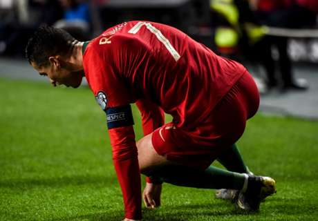 Juve issue update on Ronaldo injury ahead of crucial fixtures