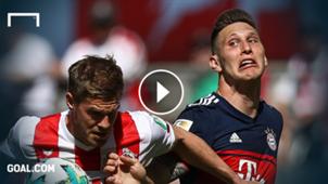 Niklas Süle FC Bayern GFX PS Playbutton