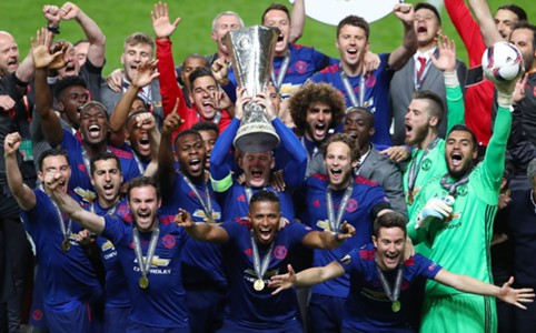 Manchester United Europa League final