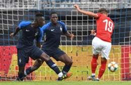 Austria u21 France u21 friendly 11062019