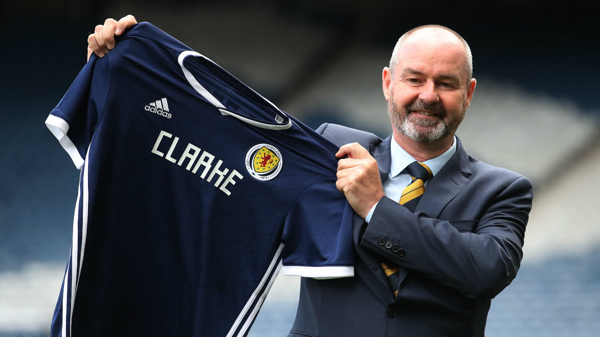 Steve Clarke Scotland