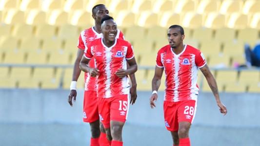 Maritzburg United, Evans Rusike, Lebohang Maboe & Deolin Mekoa
