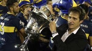 Guillermo Barros Schelotto Gimnasia Boca Superliga 09052018