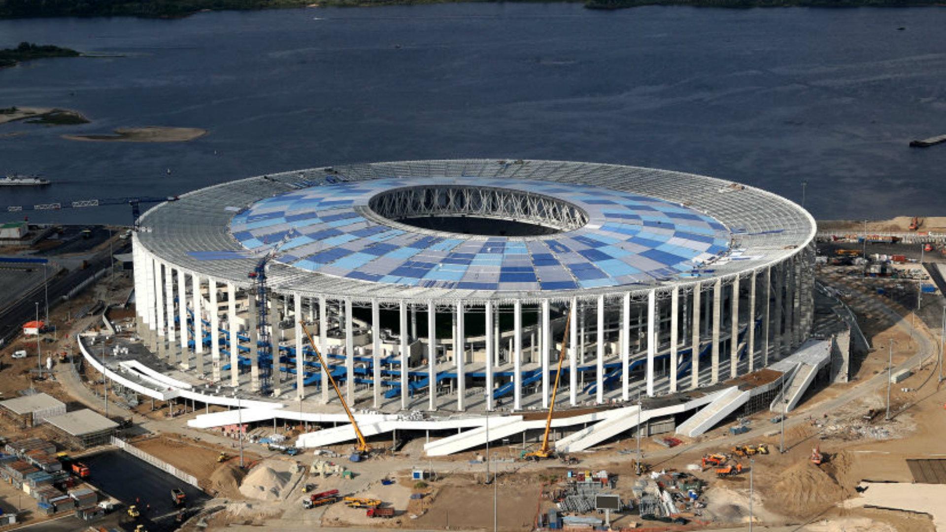 Estadio de Nizhni Nóvgorod