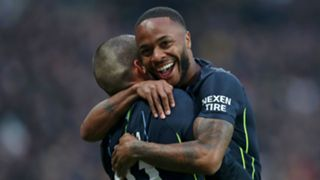 Raheem Sterling Manchester City West Ham
