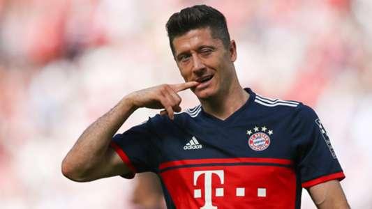 Robert Lewandowski Bayern Munich Bundesliga 2018